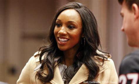 ESPN reporter Maria Taylor responds to radio host's ...