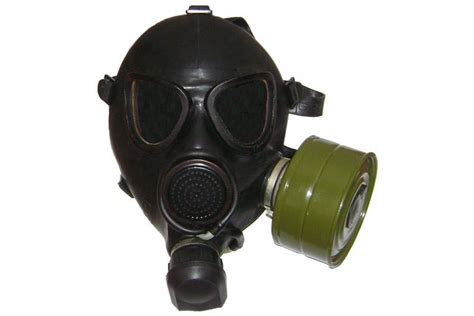 Special Military Russian Gas Mask Pmk