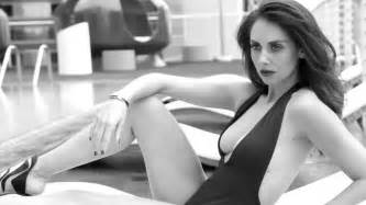 Alison Brie Gq Mexico 2015 Behind The Scenes