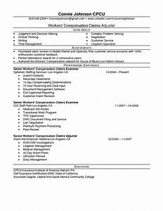 Workers compensation resume resume ideas for Workers compensation attorney resume
