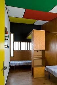 Le Corbusier Cité Radieuse Interieur : fondation le corbusier r alisations unit s de camping corbu pinterest le corbusier ~ Melissatoandfro.com Idées de Décoration
