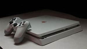 PlayStation 4 Slim Modello Custom Ispirato A PS One In