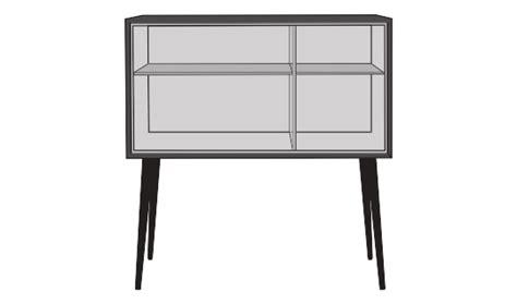 Ligne Roset Sideboard by Kermes Sideboards From Designer Evangelos Vasileiou