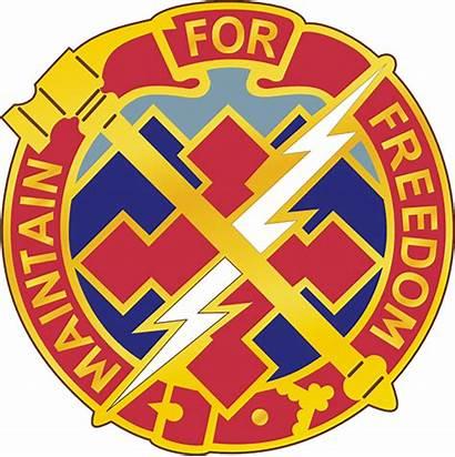 Battalion Support Distinctive Military Unit Insignia Dui