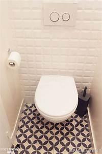 les 124 meilleures images a propos de toilette wc styles With couleur de peinture pour toilette 6 conseil deco salle de bain et toilette