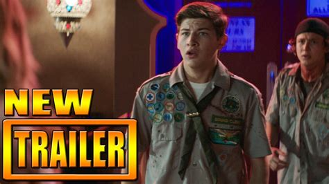 scouts guide   zombie apocalypse trailer official
