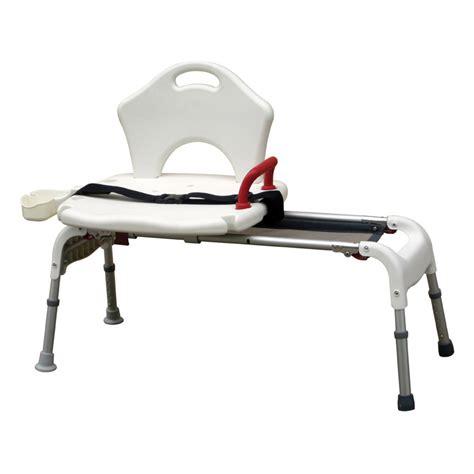 sliding shower chairs for elderly folding universal sliding transfer bench