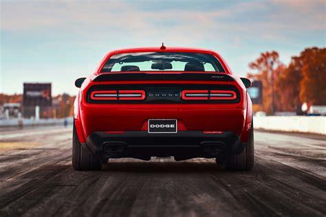The 2018 Dodge Challenger Srt Demon Runs 9s Makes 840 Hp