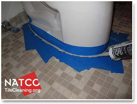 How To Replace Caulk Around A Toilet