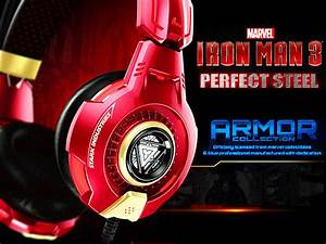 E-BLUE MARVEL IRON MAN 3 Edition ARMOR Collection ...