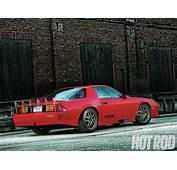 Track Day Third Gen 1987 Chevy Camaro  Hot Rod Network
