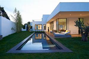 Maison Patio Moderne