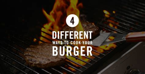 different ways to cook hamburger how to make a perfect hamburger cool material