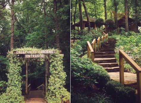 wedding venues northwest arkansas creekwood gardens