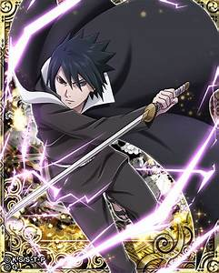 Sasuke Uchiha New Card by AiKawaiiChan on DeviantArt