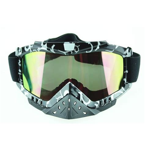 motocross goggles for glasses motocross motorcycle dirt bike atv mx off road