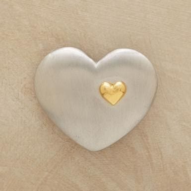 I AM with You Always Heart Pocket Token