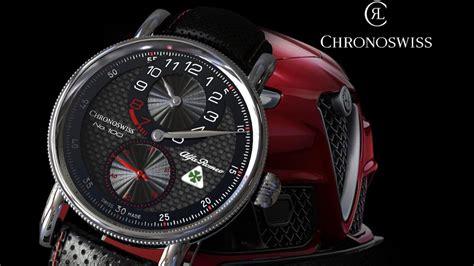 dit horloge  een  voor iedere giulia rijder
