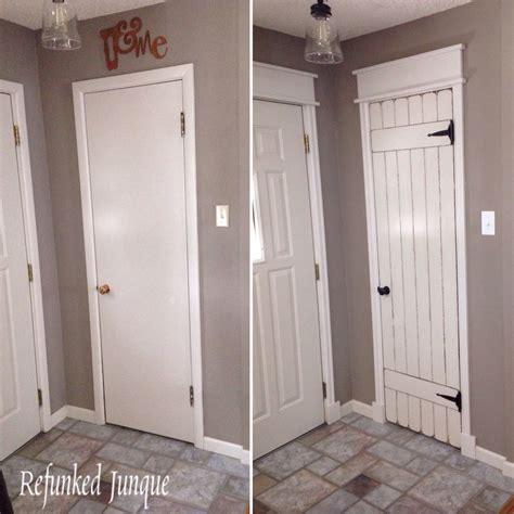 Door Makeover by Hollow Door Makeover Remodel Home