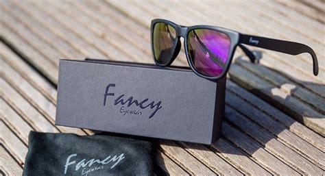 Fancy Eyewear Kratzfeste Sonnenbrille mit 100 % UVSchutz