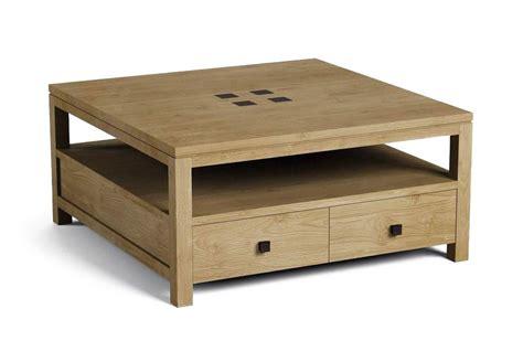 table basse carree teck table basse teck keywest le meilleur du teck grade a dans cette table basse