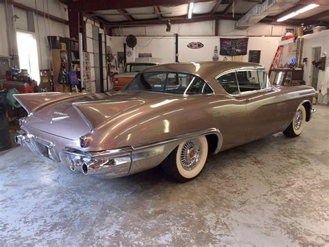 1957 Cadillac Eldorado Seville For Sale At Vicari Auctions