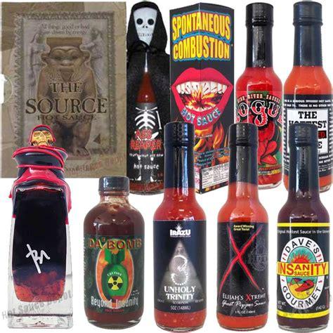 hot sauce depot hot sauce hottest hot sauce