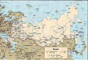 NationMaster - Maps of Russia (44 in total)