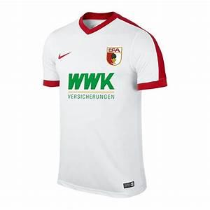 Marktsonntag Augsburg 2017 : nike fc augsburg trikot home 2016 2017 weiss f101 heim ~ Watch28wear.com Haus und Dekorationen
