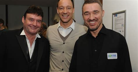 john terry joins jimmy white  stephen hendry