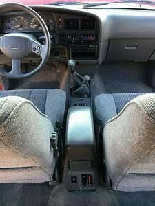 1991 Toyota 4runner Sr5 3 0l  V6  5 Speed Manual