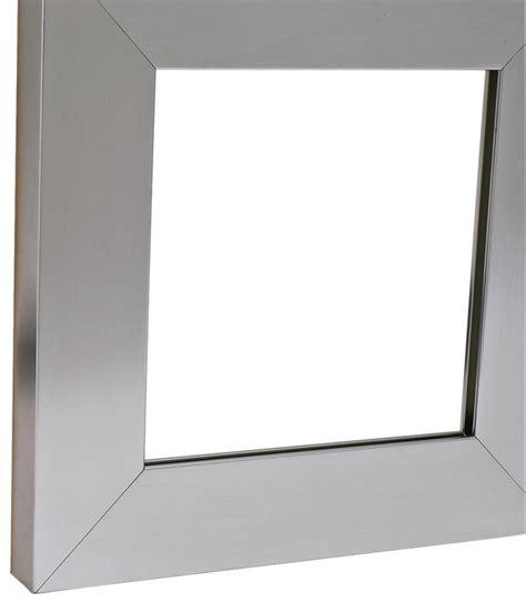 profil 233 de cadre en aluminium pour vitre 38 x 14 mm droit pour 233 paisseur de verre 4 mm dans