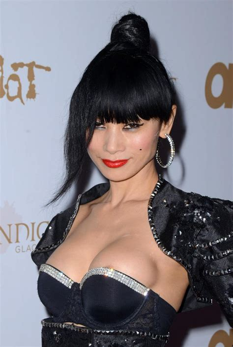 Bai Ling Nipple Slip Collection Scandal Planet