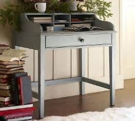 jacqueline bedside desk blue traditional nightstands and bedside tables by