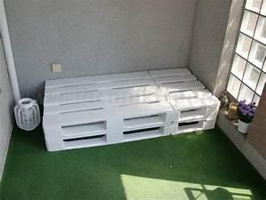 Bauanleitung Lounge Sofa : balkonm bel selber bauen ~ Michelbontemps.com Haus und Dekorationen