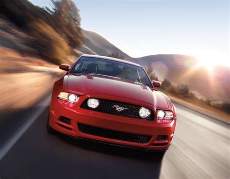 Ford Mustang Was Almost Called
