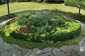 11 wonderful round flower garden ideas image inspirational for Round flower garden ideas