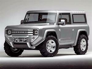 FORD BRONCO (Concept) POSTER 24 X 36 INCH - Posters & Prints