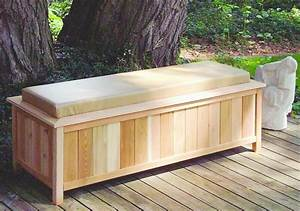 Special Ideas Outdoor Storage Bench — The Home Redesign
