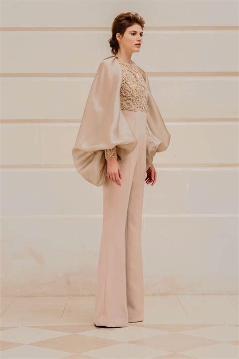 rami al ali ss haute couture collection crepe