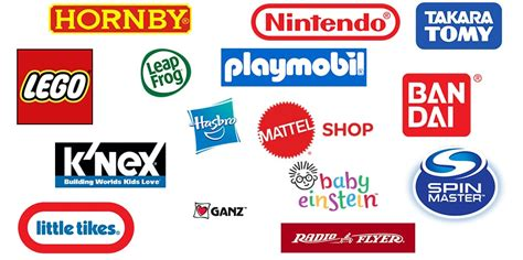 List Of Top 15 Toy Brands On The Planet  2017 Edition