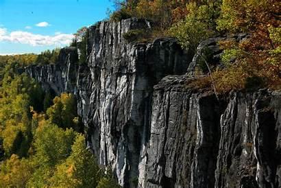 Saucer Cup Manitoulin Island Trail Escarpment Falls