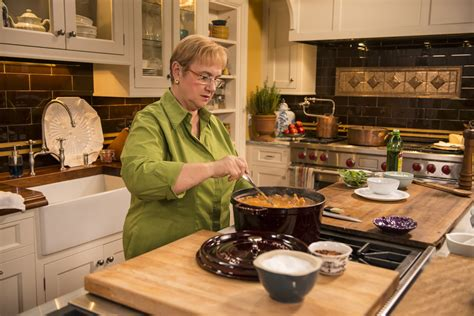 cuisine chef tv chef lidia bastianich chooses clarke 39 s test kitchen for