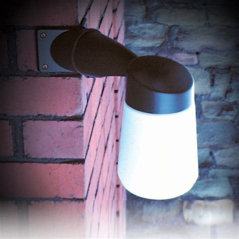 eterna well led outdoor corner wall light white best
