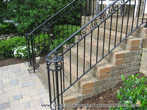 wrought iron handrail front porch with wrought iron railings search 1193