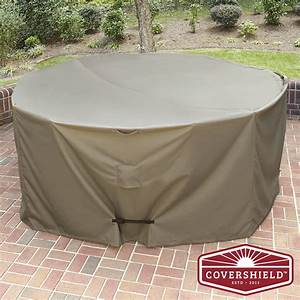 Covershield Oversized Round Furniture Cover