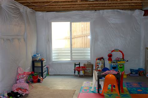40523 unfinished basement playroom ideas client space unfinished basement turned organized