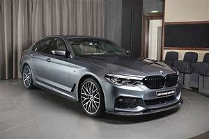 Ultimate 5er? 3D Design BMW 540i in Bluestone