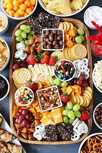 Sweet and Salty Snack Board | Two Peas & Their Pod