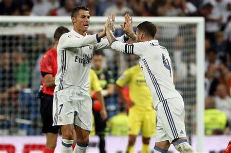 1-1. El Villarreal pone en apuros al Real Madrid y frena ...